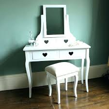 white vanity table with mirror white dressing tables with mirror and stool white dressing stool