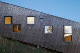 Building A House On A Slope Pure Drama 8 Gravity Defying Homes Sited On Steep Slopes Architizer