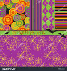 free repeatable halloween background halloween patterns 5 seamless halloween patterns stock vector