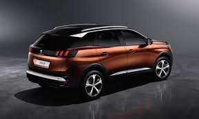 peugeot mpv 2017 2017 peugeot 3008 officially revealed larger suv capability
