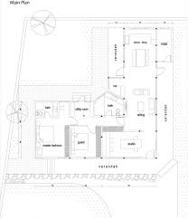 l shaped house floor plans solaripedia green architecture building projects in green