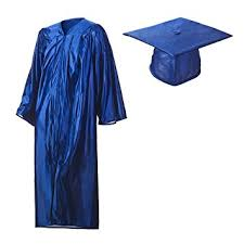 cheap cap and gown buy royal blue graduation gown 5 39 07 5 39 09 in cheap price