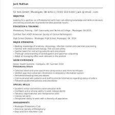 certified nursing assistant resume sample patient care technician