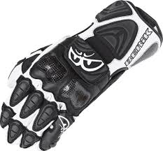 discount motorcycle clothing berik jerez 8088 motorcycle gloves black white home clothing