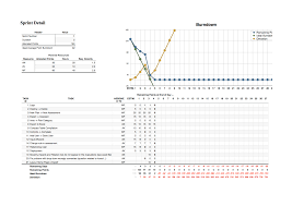 Scrum Excel Spreadsheet An Introduction To Software Project Management
