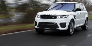 land rover inside view land rover range rover sport svr review carwow