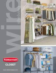Rubbermaid Closet Organizer Parts Rubbermaid Closet Shelving By Meek Lumber Company Issuu