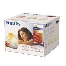 wake up light philips philips wake up light with coloured sunrise simulation hf3520 60