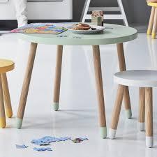 bureau et chaise pour bébé table ronde enfant achat meuble bureau lepolyglotte