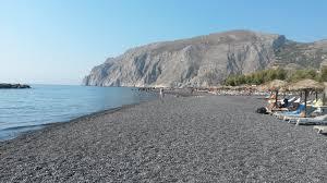Volcanic Sand Greece Jen U0027s Travels