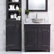 Bathroom Furniture Black Bathroom 2017 Freestanding Bathroom Cabinet Collection Free