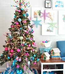 colorful tree decorating ideas rainforest islands ferry