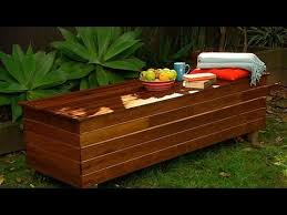 Wood Bench With Storage Plans by Bedroom Amazing Storage Bench With Back Treenovation Regarding How