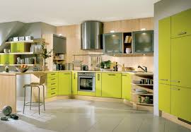 Lime Green Kitchen Cabinets Transform Your Kitchen With Color