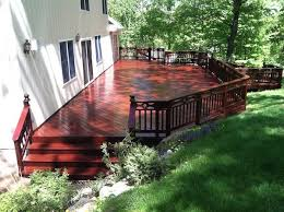 best deck color to hide dirt your guide on how to stain your deck best types colors tips