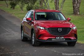 new mazda prices australia 2016 mazda cx 9 sport awd review video performancedrive