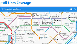Hopstop Nyc Subway Map by Korea Rail Map Seoul U0026 Busan 2 3 2 Apk Download Android Cats