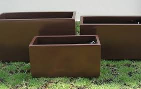 wall mounted planter prominent image of large planters for trees photograph of send