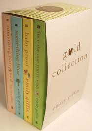 something blue emily giffin emily giffin boxed set by giffin emily paperback booksamillion