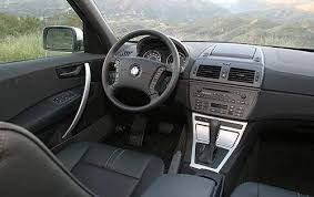 bmw x3 2006 manual 2006 bmw x3 options features packages