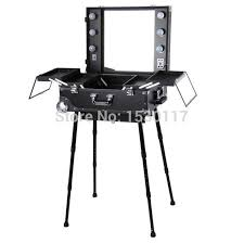 Professional Makeup Artist Chair Professional Makeup Case With Lightirror Makeup Box With