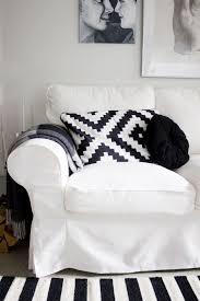 Black And White Sofas by Best 25 Ektorp Sofa Ideas On Pinterest Ikea Ektorp Cover