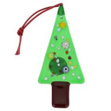 Glass Christmas Tree Ornament - christmas tree ornaments murano glass u0026 murano glass jewelry