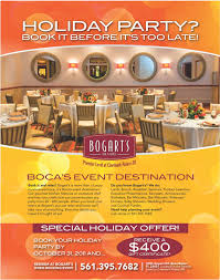 Palace 20 Boca Raton Showtimes by Rapoport U0027s Restaurant Group Inc Book Your Next Holiday Party At