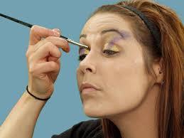 cream halloween makeup halloween makeup tutorial medusa hgtv