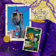 mardi gras frames scrapsimple embellishment templates mardi gras