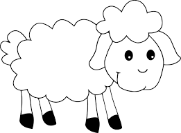 sheep coloring page alric coloring pages