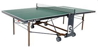 franklin table tennis table tim franklin table tennis table sponeta expertline compact outdoor