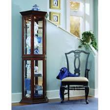 Interior Design Corner Display Cabinets You U0027ll Love Wayfair