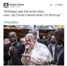 Pope Meme - the funniest popebars memes to hit the internet