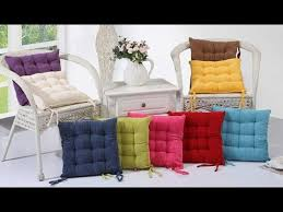 dining room chair pads and cushions yellow kitchen chair cushions pads with ties stylish 18 plan