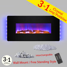 48 electric fireplace real flame callaway white 63 in l x in