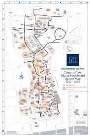 Unlv Map Alternate Transportation Options And Information