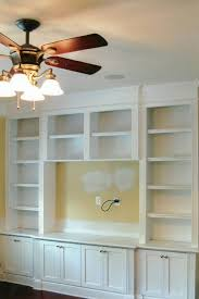Built In Tv Bookcase Furniture Home 39 Stupendous How To Build A Built In Bookcase