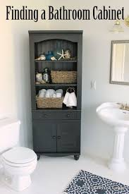 White Corner Cabinet For Bathroom by Best 20 Tall Bathroom Cabinets Ideas On Pinterest Bathroom