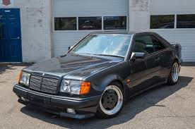 mercedes 6 3 amg for sale 1990 mercedes 300ce 3 4 amg up for sale on ebay