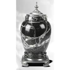 marble urns grand black marble cremation urns