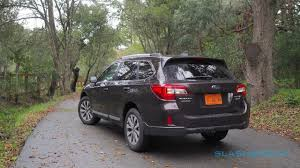 first gen subaru outback 2017 subaru outback 2 5i touring review the charm wagon slashgear