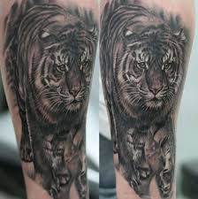 140 best tiger tattoos designs for