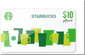 10 gift cards starbucks gift cards 10 online survey rewards itunes