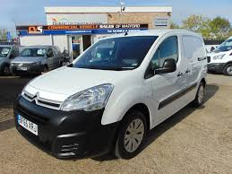 Used Citroen Berlingo Vans For Sale Motors Co Uk