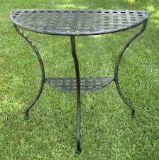 Diy Bistro Table Diy Outdoor Console Table Fabulous Outdoor Console Table
