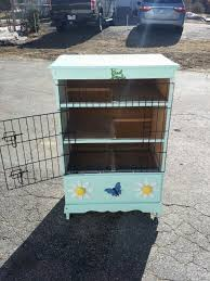 Repurposing Old Furniture by Rabbit Hutch Ideas Made From Repurposed Furniture