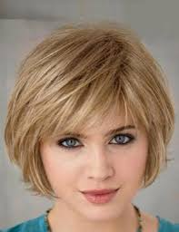 20 super chic hairstyles for fine straight hair short bobs chic