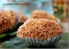 cuisine de sherazade petits gâteaux aux sésames les joyaux de sherazade