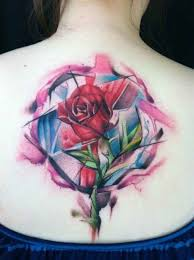 25 unique watercolor rose tattoos ideas on pinterest rose